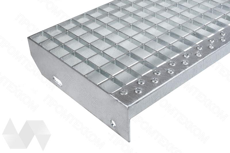 Ступени для лестниц металлические решетчатые